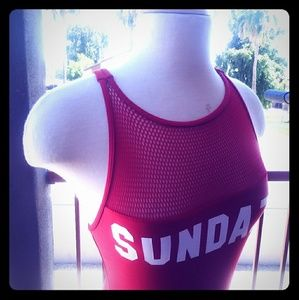 Other - Sundaze swimsuit Size Small Forever21